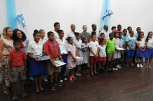 The James Michel Foundation signs MOU with the Government of Seychelles